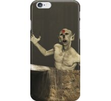 Evil Returns iPhone Case/Skin