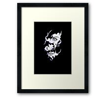 Fractured Senses  Framed Print