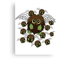 Winged Kuriboh Canvas Print