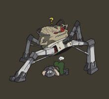 Doom Guy versus Spider Mastermind by Jay Townsend