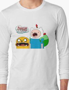 ♡ ADVENTURE TIME ♡ Long Sleeve T-Shirt