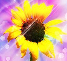 """""""sunflower power"""" by angeldragon069"""
