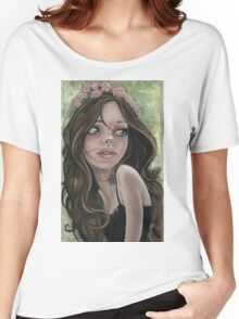 Flower Girl Women's Relaxed Fit T-Shirt