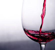 Red Wine by Fabian Lackner