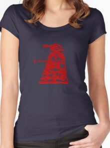 Exterminatext Women's Fitted Scoop T-Shirt