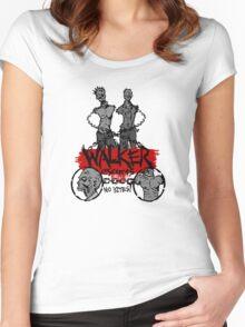 Walker Escorts Women's Fitted Scoop T-Shirt