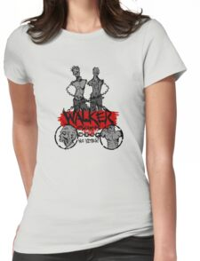 Walker Escorts Womens Fitted T-Shirt