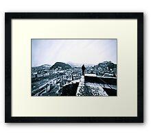 Salzburg City Framed Print