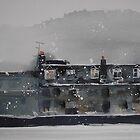 Edinburgh Snow 1 by Ross Macintyre