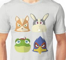 Team StarFox Unisex T-Shirt