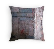 Wall 21 Throw Pillow