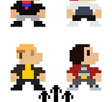 8Bit MCR Memory by Robb Young