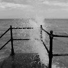 Kingsdown - Waves 1 by rsangsterkelly