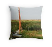 Backwater Throw Pillow