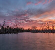 Weir Sunrise by Mark Cooper