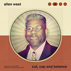 Allen West by morningdance