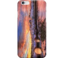 Tavira Sunset iPhone Case/Skin