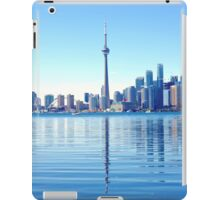 Toronto Cityscape iPad Case/Skin