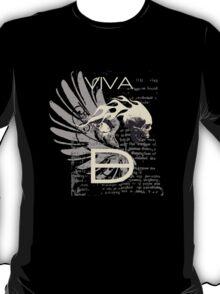 VIVA Dark Beauty Logo Gear T-Shirt