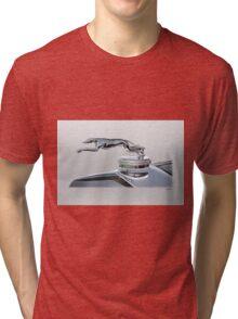 1929 Lincoln 'Greyhound' Mascot Tri-blend T-Shirt