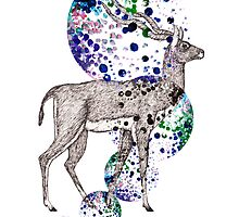 Bubble Antelope  by samclaire