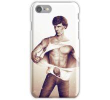 Sexy Benedict Cumberbatch / Sherlock V1 iPhone Case/Skin