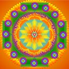 Mother Yantra by shoffman