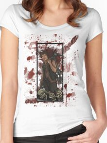 Daryl Dixon Women's Fitted Scoop T-Shirt
