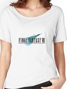 Block Fantasy VII Women's Relaxed Fit T-Shirt