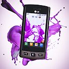 LG Mobile Phone by Mick Frank