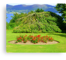 The View Across Lough Swilly Canvas Print