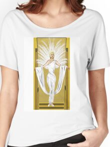 White Gold Women's Relaxed Fit T-Shirt