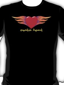 Mystic Heart (for dark clothing) T-Shirt