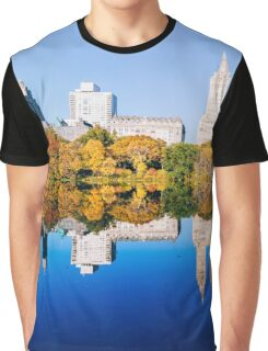 Autumn in central park Graphic T-Shirt