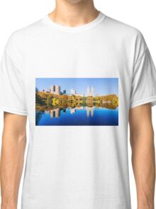 Autumn in central park Classic T-Shirt