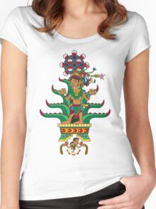Mayahuel Women's Fitted Scoop T-Shirt