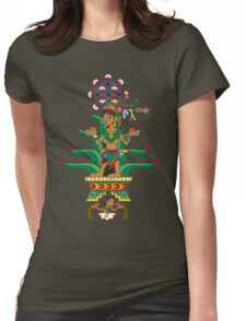 Mayahuel Womens Fitted T-Shirt