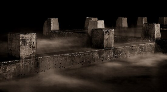 """""""After Dark""""   Coogee Australia by Toni McPherson"""