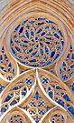 Rosácea. Rose window. Batalha Monastery. by terezadelpilar~ art & architecture