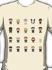 Little Fringe T-Shirt
