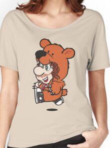 Marioholic Women's Relaxed Fit T-Shirt