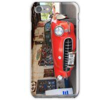 Route 66 Corvette iPhone Case/Skin