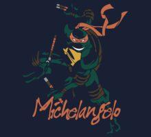 Michelangelo 2K3  Baby Tee