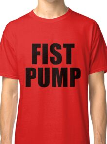 Fist Pump The Regular Show Classic T-Shirt