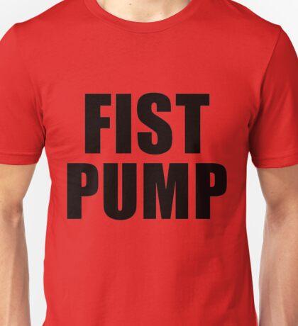 Fist Pump The Regular Show Unisex T-Shirt