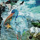 Cracked Bird  by Keelin  Small