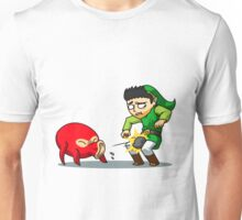 Chris-SpudForce Heroes! Unisex T-Shirt