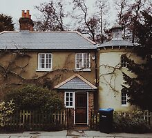 Dream Home in England  by Tom Cadrin