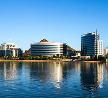 Tempe Town Lake by George Lenz
