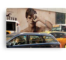 Early Morning Manhattan  (5th. Avenue)  Metal Print